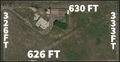 Broomfield Residential Lots & Land Active: 14580 Federal Boulevard