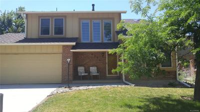 Centennial Single Family Home Active: 6226 East Mineral Drive