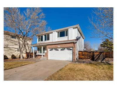 Highlands Ranch Single Family Home Under Contract: 1517 Spring Water Way