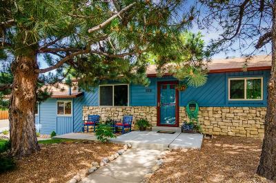 Lafayette Single Family Home Under Contract: 512 West Oak Street