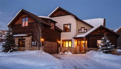 Steamboat Springs Single Family Home Under Contract: 1254 Clubhouse Circle