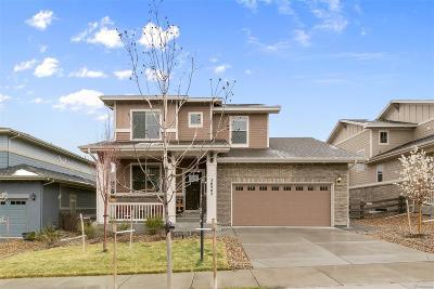 Aurora Single Family Home Active: 26905 East Quarto Place