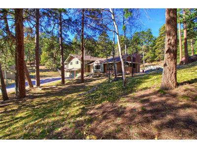 Jefferson County Single Family Home Under Contract: 24949 North Mountain Park Drive