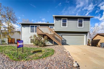 Broomfield County Single Family Home Active: 3321 Queen Court