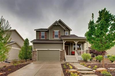 Castle Rock Single Family Home Active: 2914 Dreamcatcher Loop
