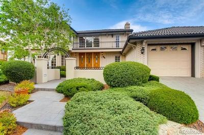 Evergreen, Arvada, Golden Single Family Home Active: 122 Loveland Way