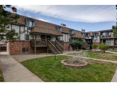 Denver Condo/Townhouse Under Contract: 2700 South Holly Street #110