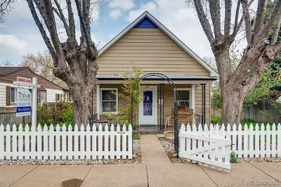 Louisville Single Family Home Under Contract: 816 Lincoln Avenue
