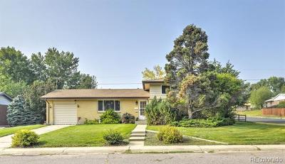 Northglenn Single Family Home Active: 1146 West 102nd Avenue