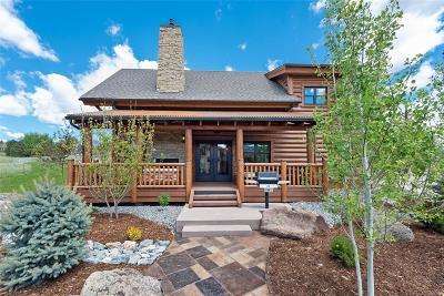 Estes Park Single Family Home Under Contract: 1644 Mountain Village Lane
