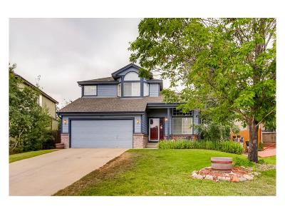 Arvada Single Family Home Under Contract: 17140 West 64th Drive