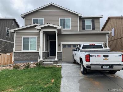 Thornton Single Family Home Active: 9553 Cherry Lane