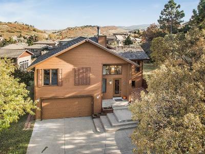 Littleton Single Family Home Active: 6473 Big Horn Trail