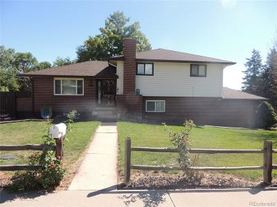 Evergreen, Arvada, Golden Single Family Home Active: 700 Deframe Street