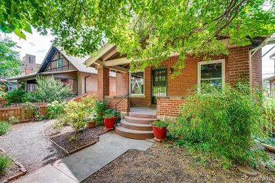 Single Family Home Active: 1369 Garfield Street