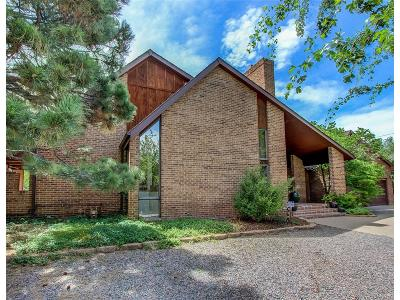 Denver Single Family Home Active: 9291 East Jewell Circle