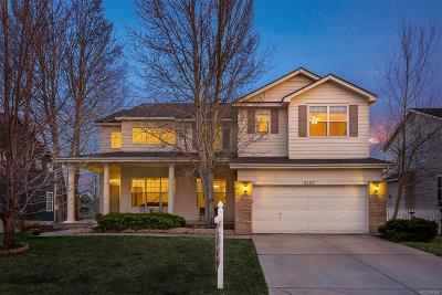 Centennial Single Family Home Active: 6107 South Jericho Way