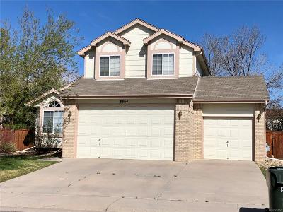 Highlands Ranch Single Family Home Active: 8864 Miners Street