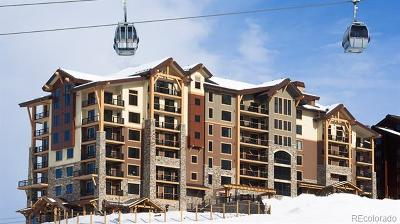 Steamboat Springs Condo/Townhouse Active: 2410 Ski Trail Lane #2702