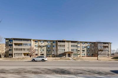 Denver Condo/Townhouse Active: 660 South Alton Way #10C