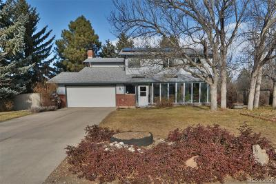 Boulder Single Family Home Active: 6869 Harvest Road