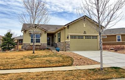 Broomfield Single Family Home Under Contract: 16538 Sherman Way
