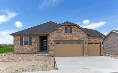 Inspiration Single Family Home Under Contract: 23709 East Caleb Place