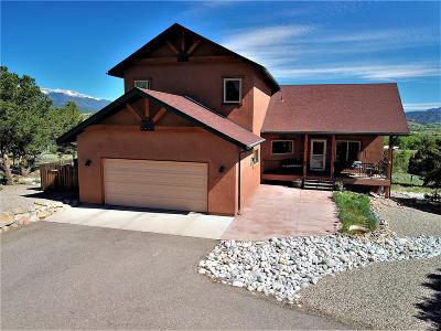 Poncha Springs Single Family Home Active: 1130 Caliente Lane