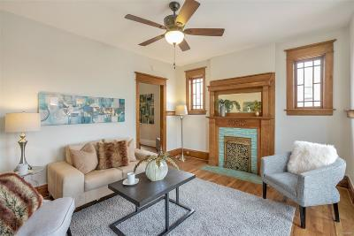 Denver Condo/Townhouse Active: 2124 East 17th Way #4