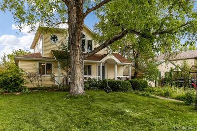 Single Family Home Active: 2442 South Madison Street