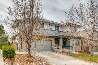 Castle Rock Single Family Home Active: 3253 Oakes Mill Place