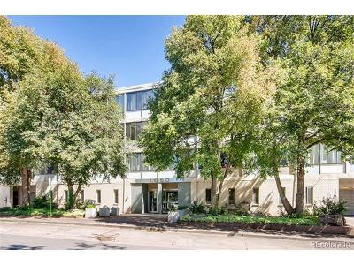 Cap Hill/Uptown, Capital Hill, Capitol Hill Condo/Townhouse Active: 1050 North Corona Street #317