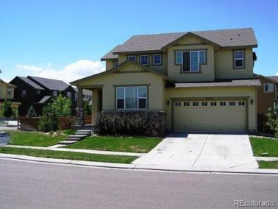 Commerce City Single Family Home Active: 10469 Sedalia Street