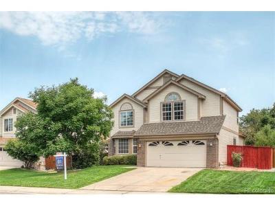 Single Family Home Sold: 9672 Salem Court