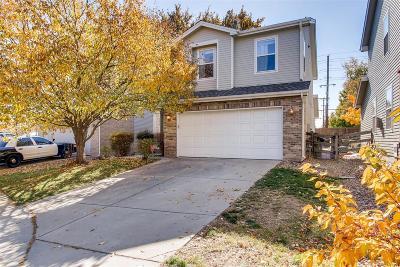 Denver Single Family Home Active: 3518 Dexter Court