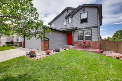 Castle Rock Single Family Home Active: 6116 Millbridge Avenue