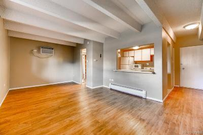 Denver Condo/Townhouse Active: 100 South Clarkson Street #105
