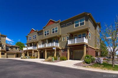 Broomfield Condo/Townhouse Under Contract: 12887 King Street