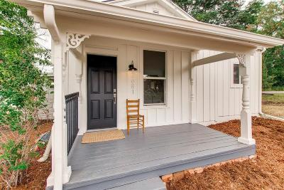 Wheat Ridge Single Family Home Under Contract: 2681 Chase Street