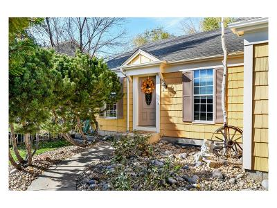 Lafayette Single Family Home Under Contract: 715 Snowberry Court