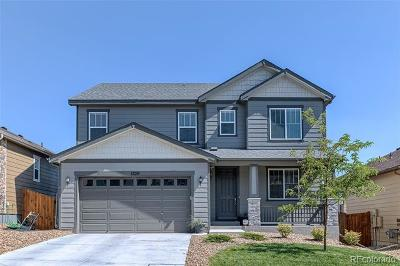 Castle Rock CO Single Family Home Active: $575,000