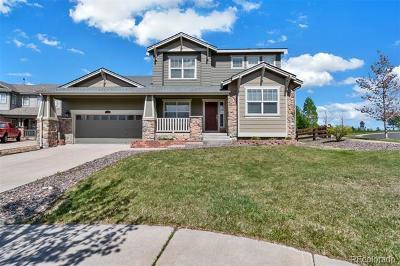 Aurora Single Family Home Active: 7338 South Millbrook Street