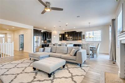 Commerce City Single Family Home Active: 11424 Hannibal Street