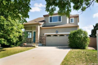 Commerce City Single Family Home Active: 13812 East 104th Place