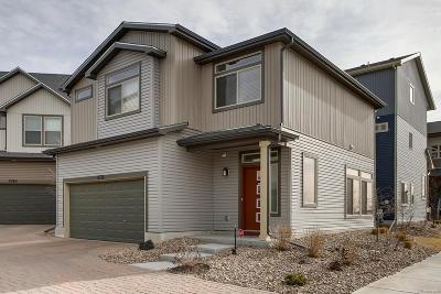 Green Valley Ranch Single Family Home Under Contract: 5036 Andes Street