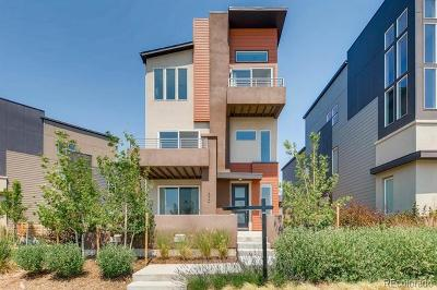 Denver Single Family Home Active: 1970 West 67th Place