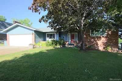 Golden Single Family Home Active: 835 Noble Court