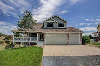 Elbert County Single Family Home Active: 3507 Meadowlark Court