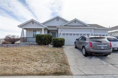 Castle Rock CO Single Family Home Active: $440,000