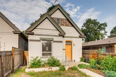 Cole, Cole And Whittier, Cole/Whittier, Whittier Single Family Home Active: 3039 North Lafayette Street
